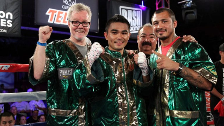 Brian Viloria takes aim at Roman Gonzalez after Soto knockout