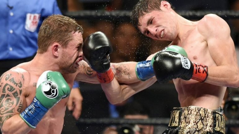 Photo gallery: Carl Frampton vs. Alejandro Gonzalez