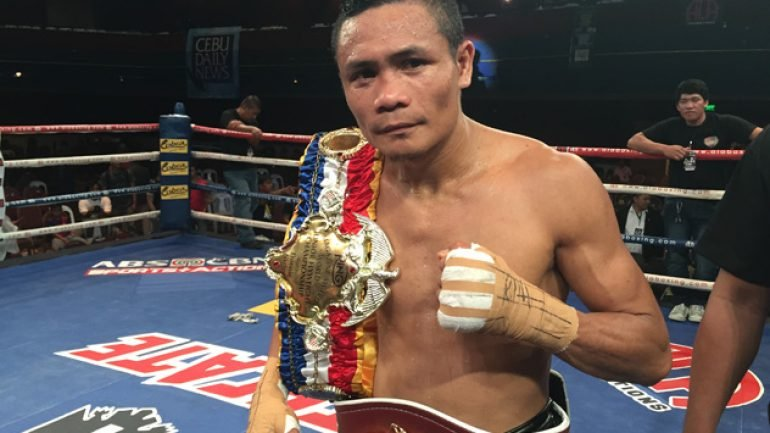 Donnie Nietes retains championship with UD over Francisco Rodriguez