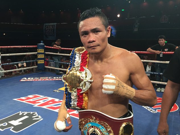 Donnie Nietes retains championship with UD over Francisco Rodriguez - The  Ring