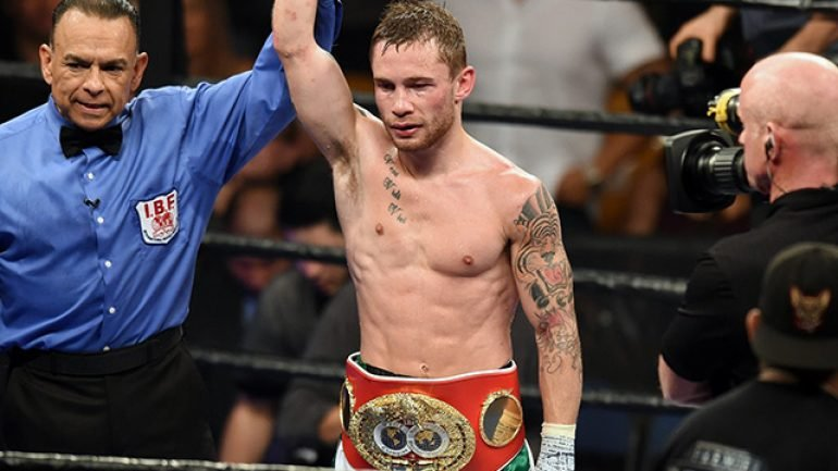 Carl Frampton wasn't perfect but he was very good: Weekend Review