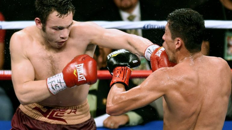 Photo gallery: Julio Cesar Chavez Jr. vs. Marcos Reyes