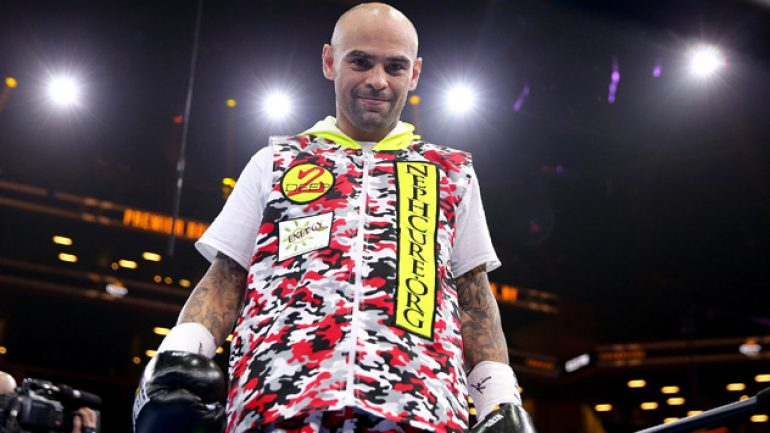 Don't count Luis Collazo out (even if he won't ask you himself)