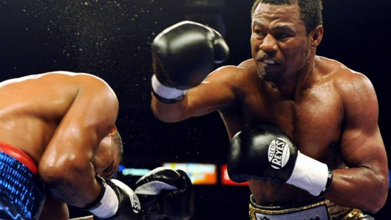 Shane Mosley Q&A: 'It's my time now'