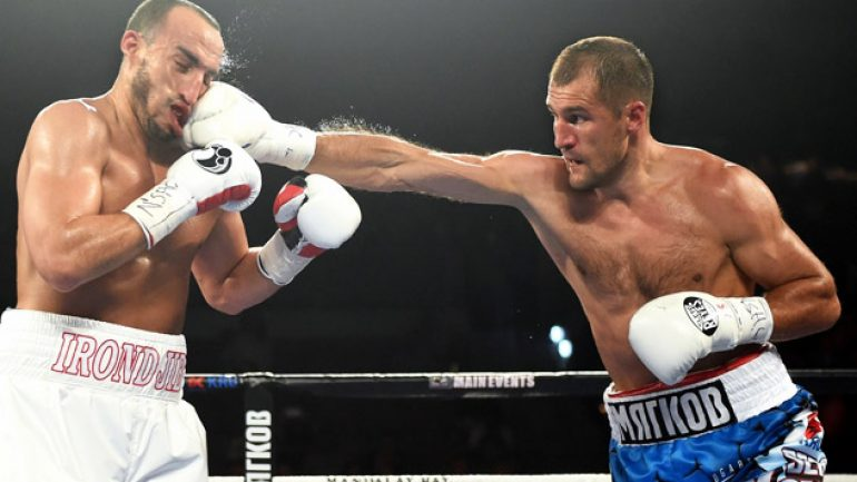 Sergey Kovalev KOs Mohammedi, laments early ending