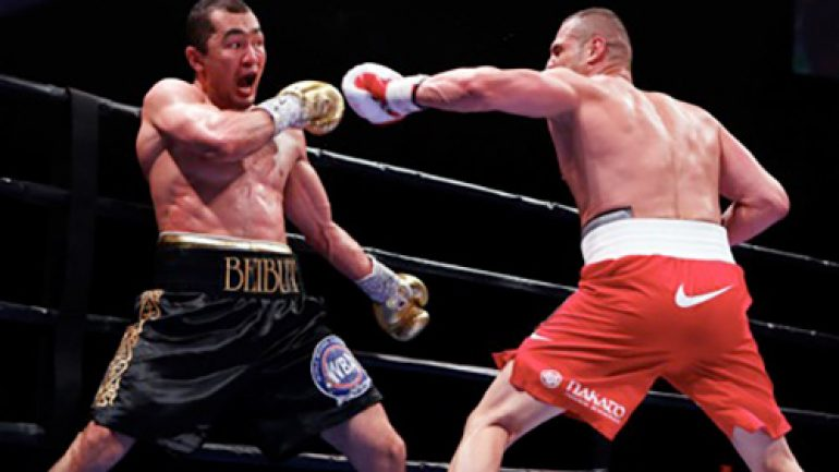 Beibut Shumenov defeats BJ Flores by a unanimous decision