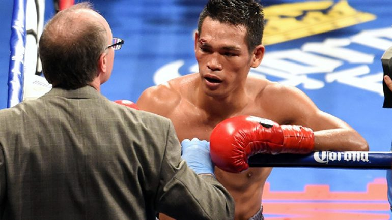 Villanueva disappointed as title opportunity slips away