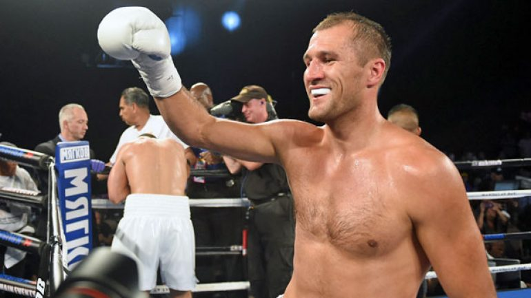 Sergey Kovalev did his job as usual: Weekend Review