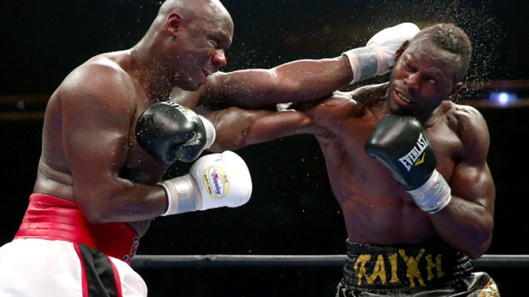 Antonio Tarver still thinks he deserves shot at top heavyweight