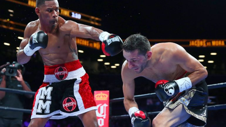 Sergio Mora says he has unfinished business with Daniel Jacobs