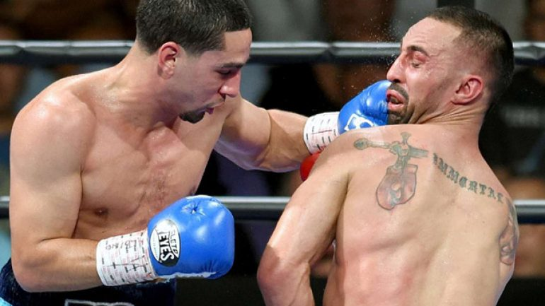 Garcia-Malignaggi delivers highest boxing ratings on ESPN since 1998