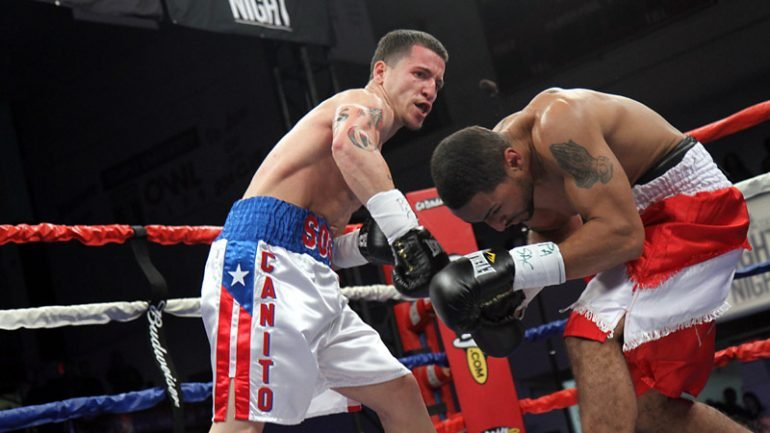Jason Sosa to headline 'Puerto Rican Boxing Classic' tonight