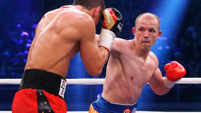 Juergen Braehmer-Thomas Oosthuizen rescheduled for March 12