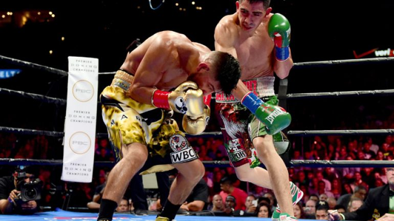 RING ratings update: Leo Santa Cruz crashes featherweight division