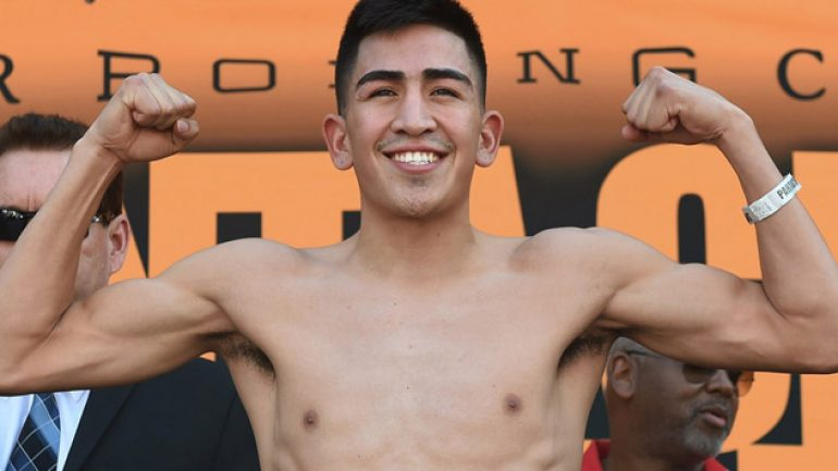 Leo Santa Cruz's stock high after emphatic win over Martinez