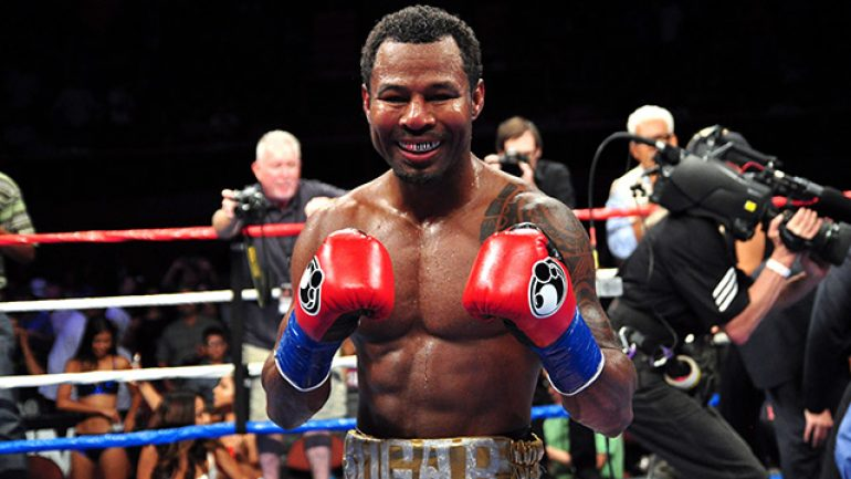 Shane Mosley stops Ricardo Mayorga in six, puts on a show