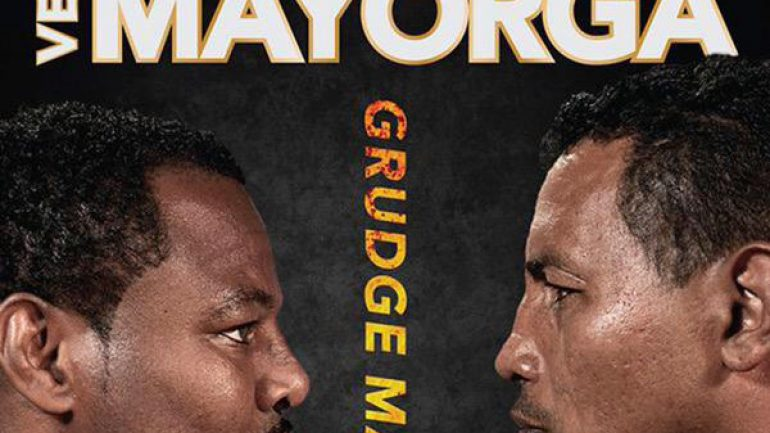 Shane Mosley says Ricardo Mayorga rematch is selling well