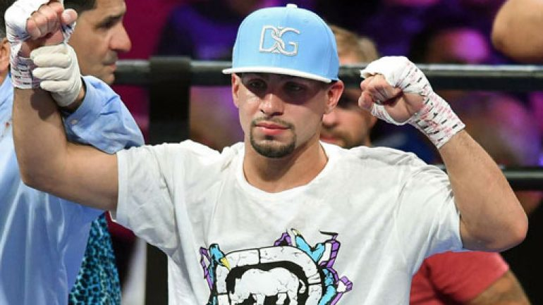 Danny Garcia's performance wasn't spectacular but it was thorough: Weekend Review