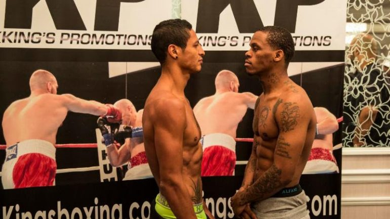 Jonathan Maicelo to face Brandon Bennett tonight