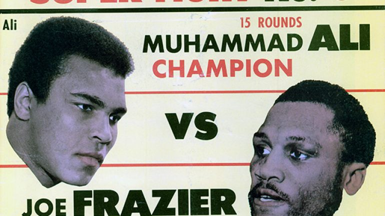 The Thrilla in Manila remembered: 40 years later