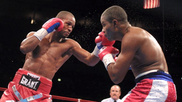 When disaster struck a championship: Bernard Hopkins remembers 9-11