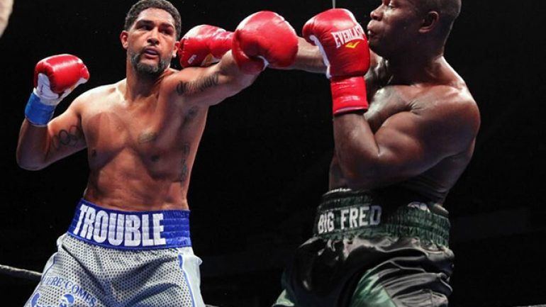 Dominic Breazeale outpoints Fred Kassi by questionable decision