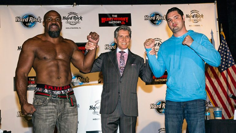 Shannon Briggs: Pest knows best?