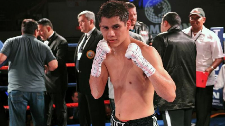Daniel Roman to face Erik Ruiz on Friday
