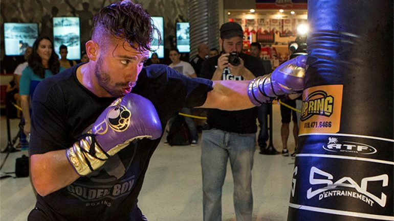 David Lemieux to return against James De La Rosa on Saturday