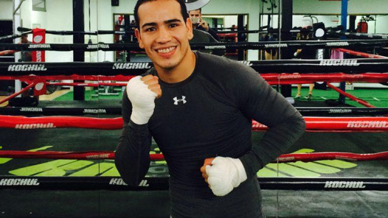 David Sanchez aims to take his place among stars at 115