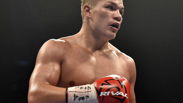 Fedor Chudinov wins decision over brave Buglioni in London