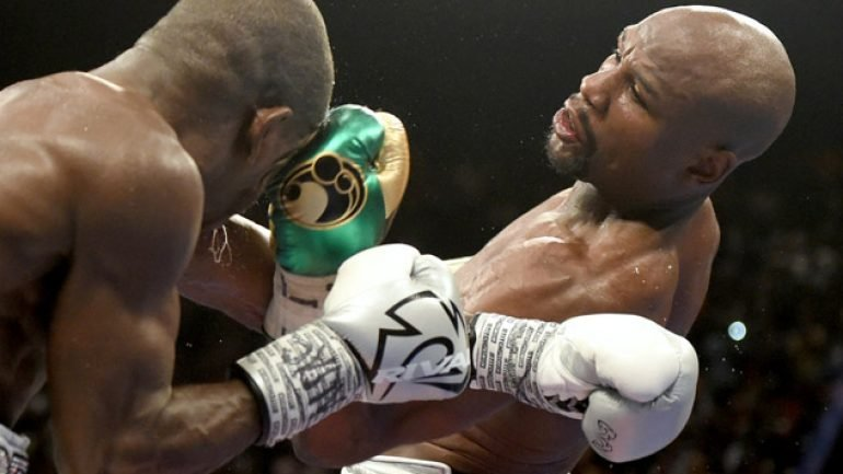 Photo gallery: Floyd Mayweather Jr. vs. Andre Berto and undercard