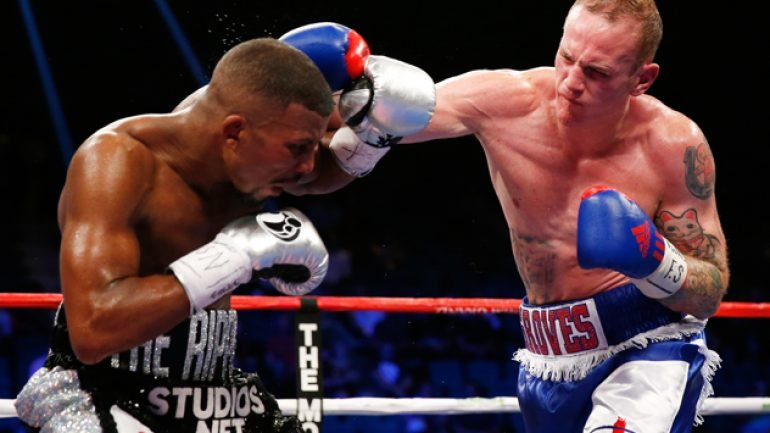 Press Release: George Groves to return on January 30