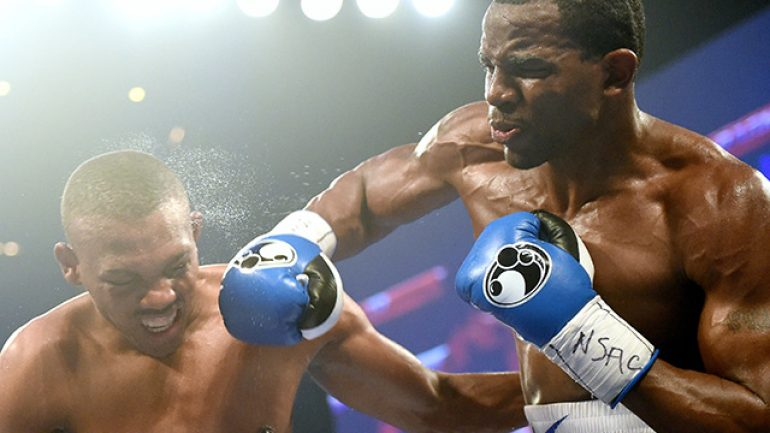 Jesse Hart stops gun-shy Aaron Pryor Jr. in ninth