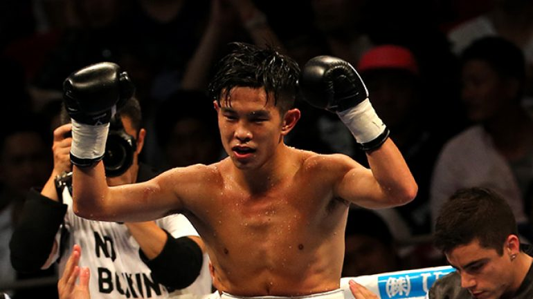 Kazuto Ioka stops Reveco in rematch to solidify title claim