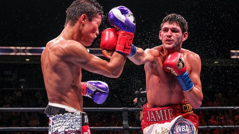 RING Ratings update: Jamie McDonnell edges up