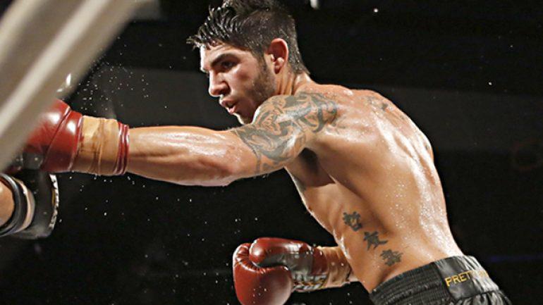 Michael Zerafa: 'I'm not a stripper; I'm a boxer'