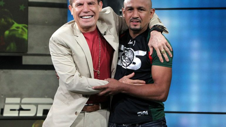 Orlando Salido: 'Everywhere I go, people tell me I won'