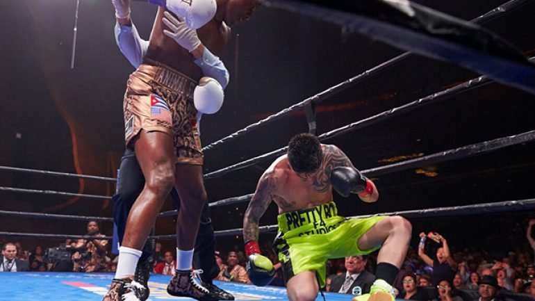 Michael Zerafa OK after Peter Quillin KO, according to manager