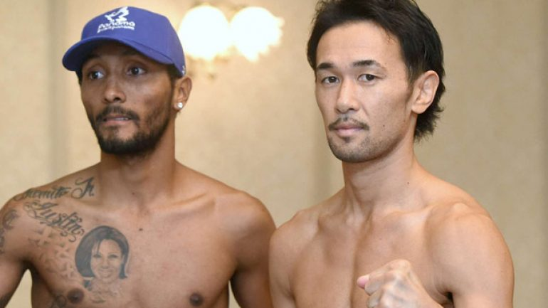 RING Ratings Update: Looking forward to Yamanaka-Moreno
