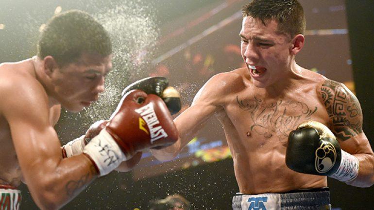 Oscar Valdez impressively halts overmatched Chris Avalos