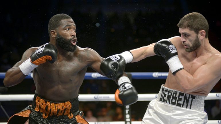 Everybody loves Adrien Broner…even Freddie Roach?