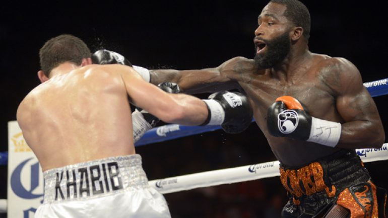 Adrien Broner controls, stops Allakhverdiev to reclaim relevance