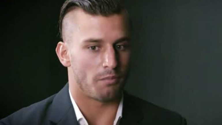 Does David Lemieux know something we don't?