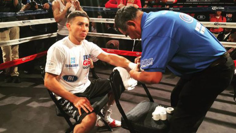 Golovkin media workout notes: Sanchez leery of cold, not Lemieux