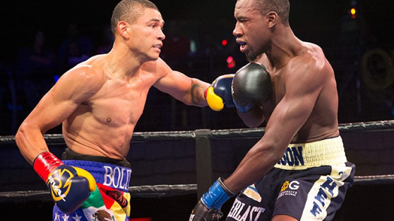 Press release: Jose Uzcategui shocks Julius Jackson