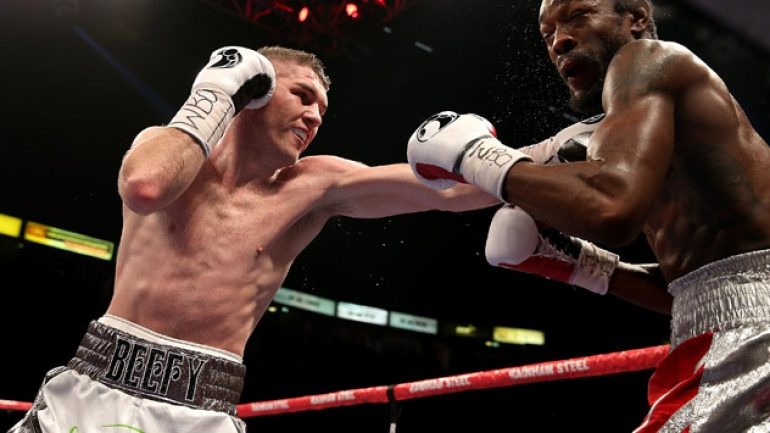 Liam Smith targets Cotto and unification bouts