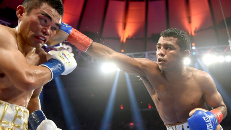 Photo gallery: Roman Gonzalez vs. Brian Viloria