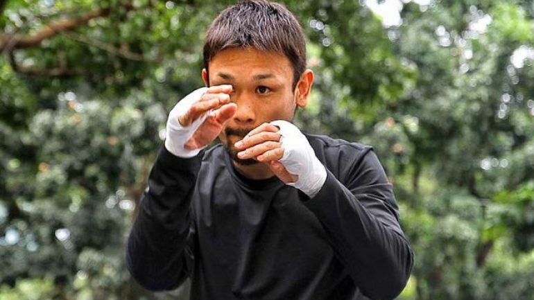 Hosono to defend Japanese National belt against Watanabe