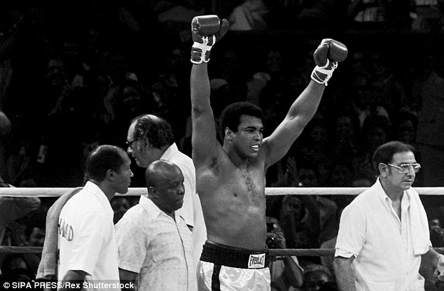 Muhammad ali dead: the rumble in the jungle – remembering the.